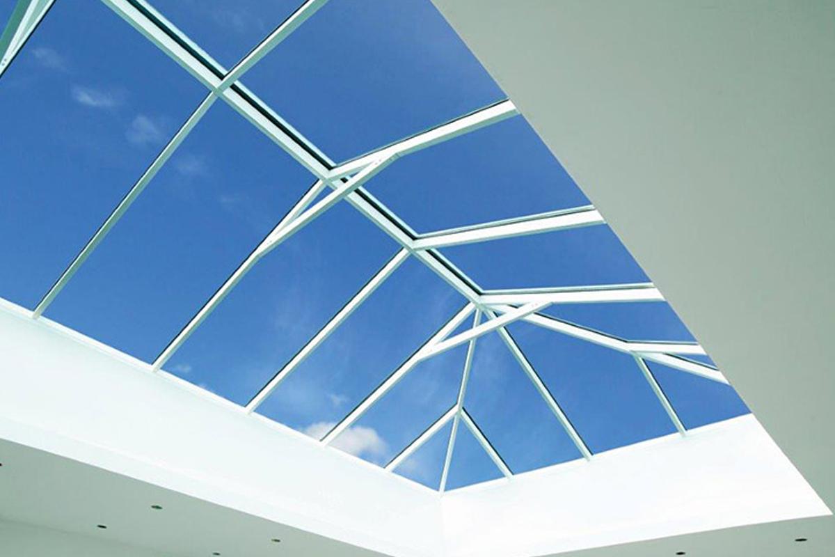 Aluminium Roof Lantern 2