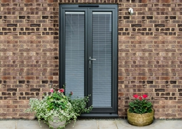 Aluminium French Door 1