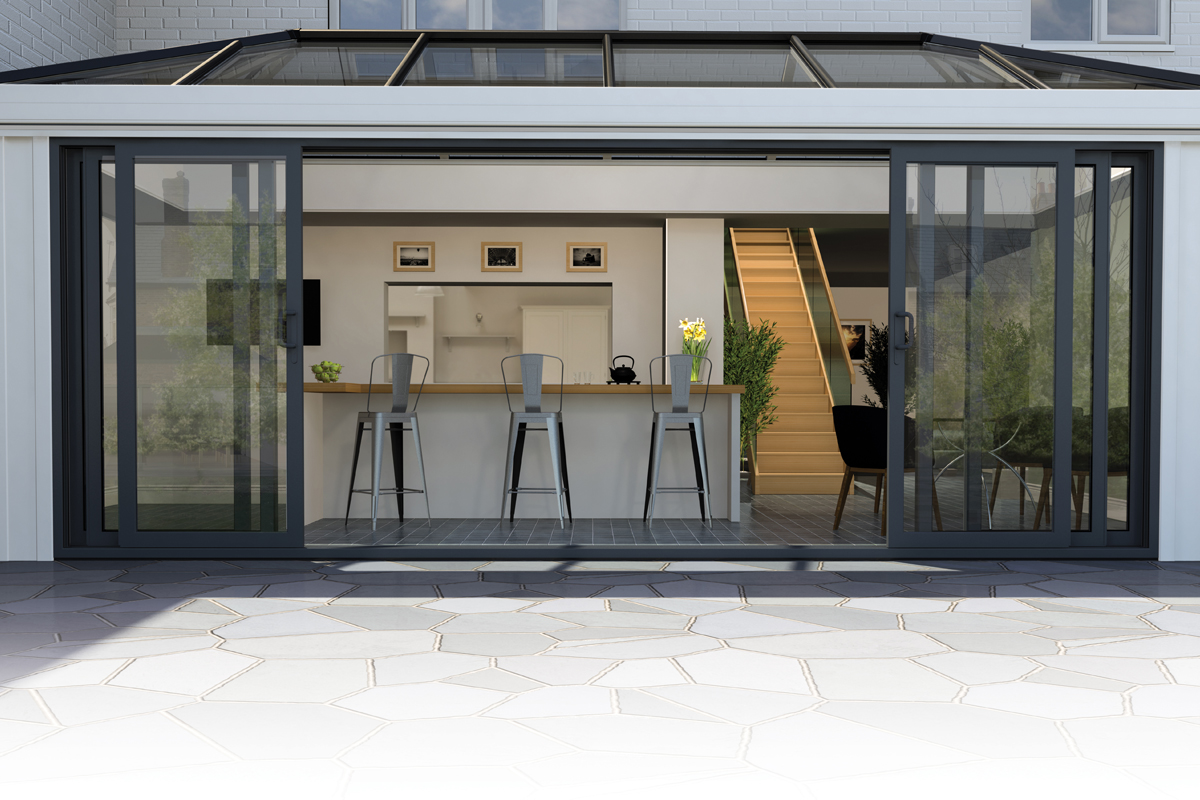 Contemporary Orangery 1