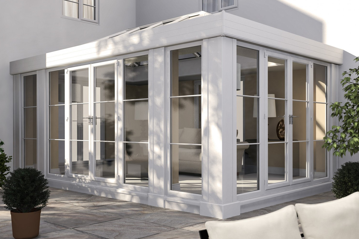 Contemporary Orangery 2
