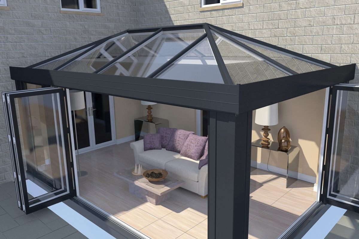 Contemporary Orangery 3