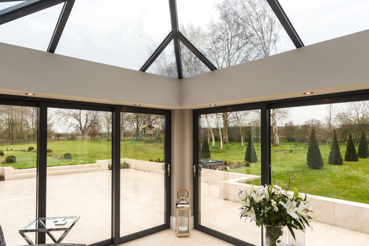 Contemporary Orangery 5