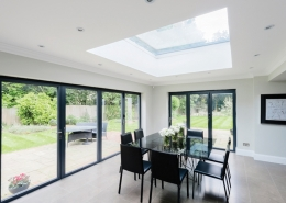 Flat roof light 1