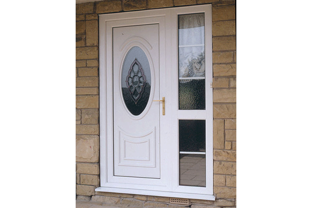 upvc entrance door 2
