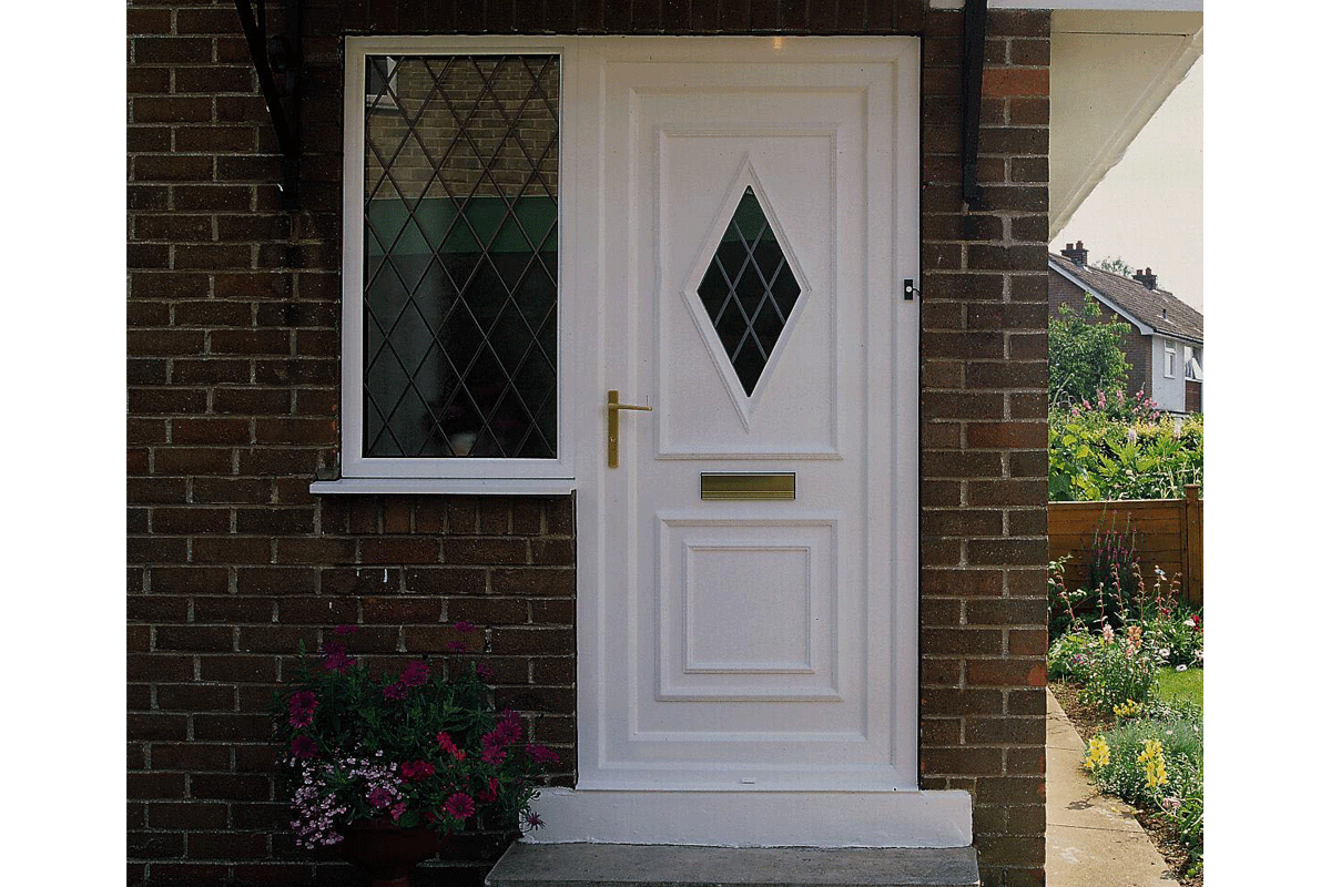 upvc entrance door 3