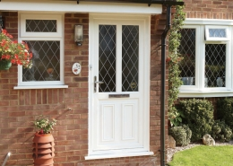 upvc entrance door 6