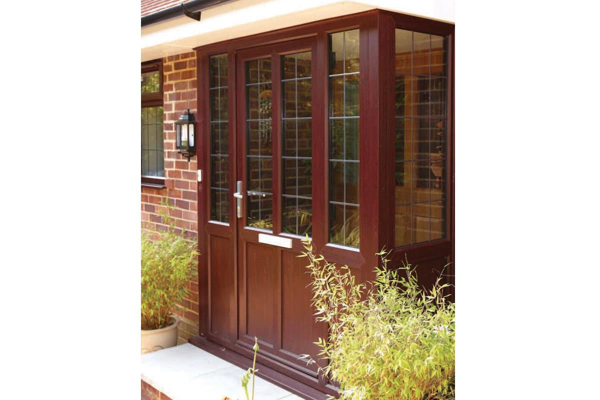 upvc entrance door 8